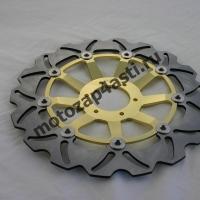 Лепестковые тормозные диски CB400SF 92-98 г.в