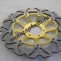 Лепестковые тормозные диски CB400SF VTEC 99-2009 г.в
