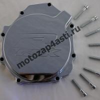 Крышка генератора Suzuki GSXR1000 05-06 хром
