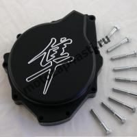 Крышка генератора Suzuki GSXR1300 Hayabusa черная