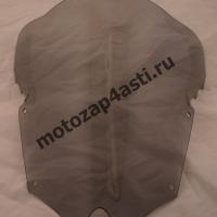 Ветровое стекло YZF-R6 2008-2009 Дабл Бабл.Цвет:Дымчатый