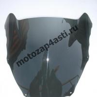 Ветровое стекло RVF400 NC35 Дабл-Бабл Дымчатое