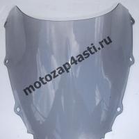 Ветровое стекло CBR1000rr 04-07 Дабл-Бабл Дымчатое