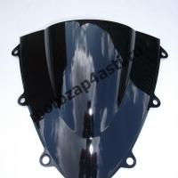 Ветровое стекло CBR1000rr Дабл-Бабл 2008-2011 Черное