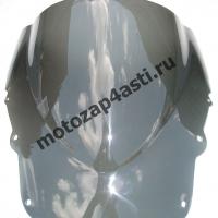 Ветровое стекло CBR1100xx Дабл-Бабл 96-07 Дымчатое