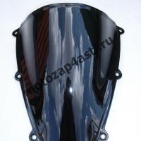 Ветровое стекло CBR600rr Дабл-Бабл 07-11 Черное