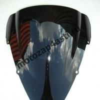 Ветровое стекло CBR600 F4i Дабл-Бабл 01-07 Черное