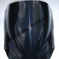 Ветровое стекло CBR900rr 92-97 Дабл-бабл Черное