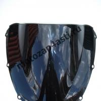 Ветровое стекло CBR954rr 02-03 Дабл-Бабл Черное