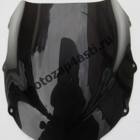 Ветровое стекло ZX-7R 96-99 Черное