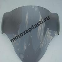 Ветровое стекло GSXR1300 Hayabusa 99-07 Дабл Бабл Дымчатое