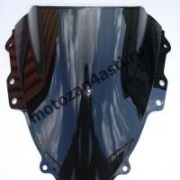 Ветровое стекло GSXR600/750 2004-2005 Дабл Бабл Черное