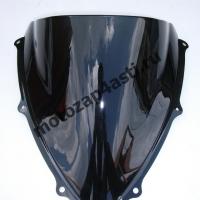 Ветровое стекло GSXR600/750 2006-2007 Дабл Бабл Черное