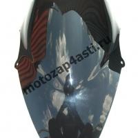 Ветровое стекло TL1000S 97-00 Дабл Бабл Черное