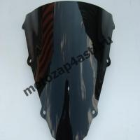 Ветровое стекло YZF-R1 2002-2003 Дабл Бабл Черное.