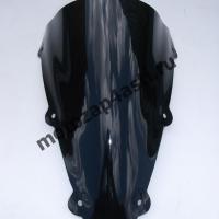 Ветровое стекло YZF-R1 2004-2006 Дабл Бабл. Цвет:Черный