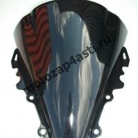 Ветровое стекло YZF-R6 2006-2007 Дабл Бабл Черное