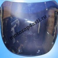 Ветровое стекло для классического обтекателя №2 Цвет: Дымчатый.