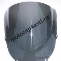 Ветровое стекло ZX-6RG 1998-1999 Дабл Бабл Дымчатое