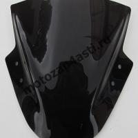 Ветровое стекло Ninja 300 (EX300) 13-17 Черное