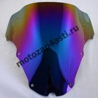 Ветровое стекло CBR929rr 00-01 Дабл-Бабл Иридий