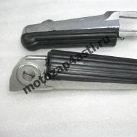 Подножки передние Honda CBR400-CBR250 комплект