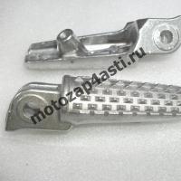 Подножки передне Honda CBR1000rr 04-07,CBR600rr 03-06