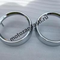 Ободки очков Kawasaki: Zephyr400, 750, 1100, ZRX 400, ZRX1200, ER-5, BALIUS-ll 250 05-08.