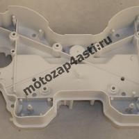Белое основание Honda CB1300 04-08.