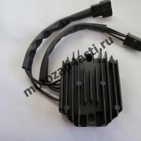 Реле зарядки Suzuki AN150 Burgman 95-00, UE125-UE150 01-11, GSX250 91-97, RGV250 88-96, GSF400 Bandit 91-93, GSXR400 87-94, RF400, GS500 89-09, RG500 86-87, DR650 90-91