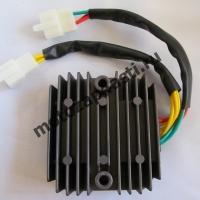 Реле зарядки Honda VFR750F, VFR800, VTR250, VT250, CBR600F, NT650, VFR400, VF750C.