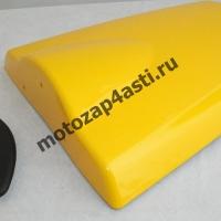 Заглушка Сиденья Honda CBR600rr 03-06 Цвет: Лимонный