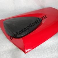 Заглушка Сиденья Honda CBR600rr 07-11 Цвет: Красный