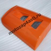 Заглушка Сиденья Honda CBR1000rr 04-07 Цвет: Оранжевая