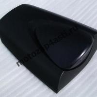 Заглушка Сиденья Honda CBR600rr 07-11 Цвет: Черная матовая