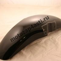 Крыло переднее Honda CB400 SF, CB-1, CB750 Цвет: Черный