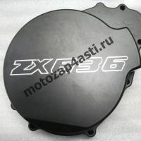 Крышка генератора Kawasaki ZX636 03-04 Черная