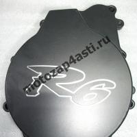 Крышка генератора Yamaha R6 (99-02) черная