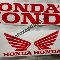 Комплект наклеек Honda 2