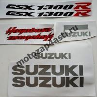 Комплект наклеек Suzuki GSXR 1300 Hayabusa