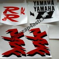 Комплект наклеек Yamaha R1 98-99