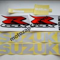 Комплект наклеек Suzuki GSXR600