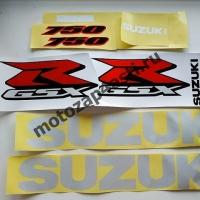 Комплект наклеек Suzuki GSXR750
