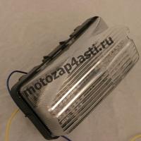 Стоп-сигнал Светодиодный Honda CBR 600 F4i 01-03 прозрчное стекло