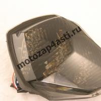 Стоп-сигнал Светодиодный Suzuki 03-04 GSXR 1000 дымчатое стекло