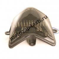 Стоп-сигнал Светодиодный Kawasaki 2004-2005 ZX10/ZX10R дымчатое стекло