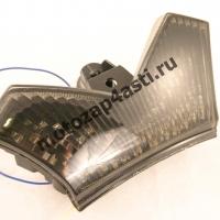 Стоп-сигнал Светодиодный 06-07  ZX14 / ZX14R / ZZR1400 дымчатое стекло