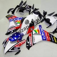 Комплекты пластика Honda CBR1000RR 2008-2010 LEE.
