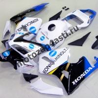 Комплект Мотопластика Honda CBR600RR 03-04 Konica Minolta