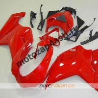 Комплект пластика DUCATI 848 1098 1198 Красный.